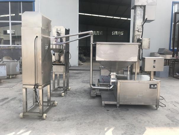 昊昌肉丸自动上料机 连续作业 省人工